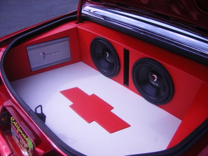 Car Audio Amp Technology